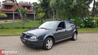 Volkswagen Golf 2.0 Mi 8v Gasolina 4p Automático