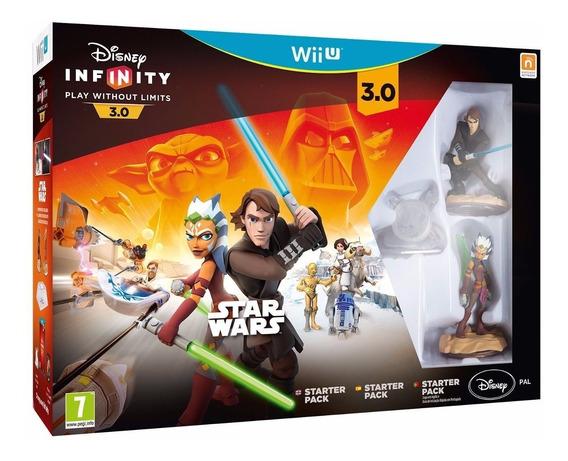 Pack Disney Infinity Edicao 3.0 Wii U