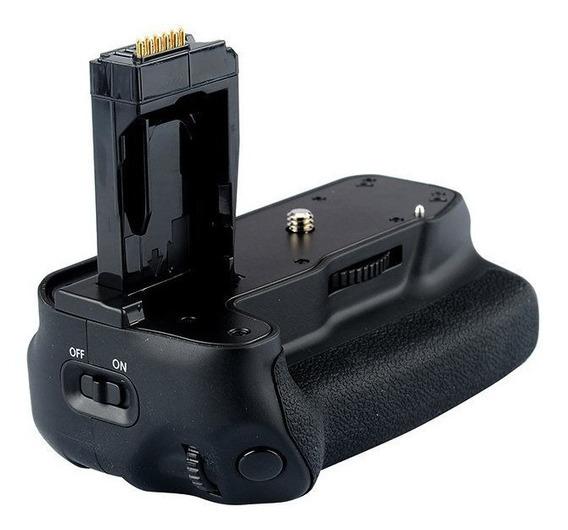 Grip Camera Canon 750d 760d Rebel T6i 8000d Novo!