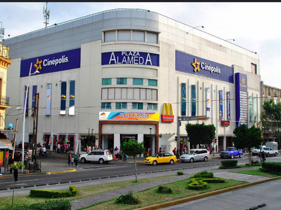 Local En Renta Centro De Guadalajara