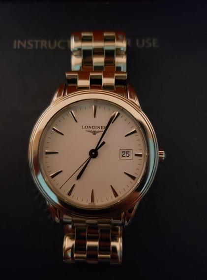 Reloj Para Caballero Longines Original No Rado,mido,omega...