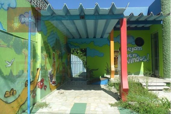 Aluguel De Casa Comercial No Centro - 8526