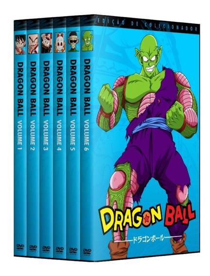 Dragon Ball - 153 Episódios Em Dvd