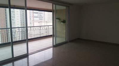 Apartamento Em Brooklin Paulista, São Paulo/sp De 218m² 3 Quartos Para Locação R$ 9.500,00/mes - Ap255054