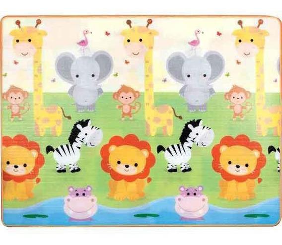 Tapete Infantil De Atividades Safari 2m X 1,5m - 9793 Buba