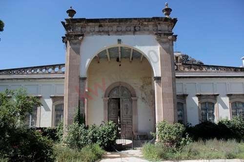 Hacienda En Venta En San Diego De La Unión Guanajuato.