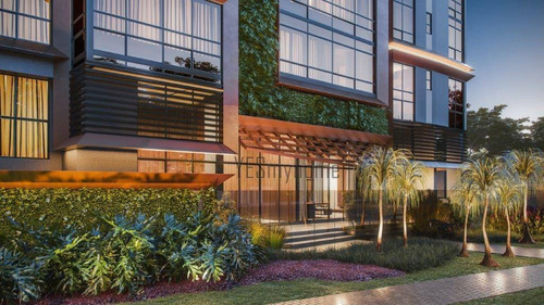 Apartamento Garden À Venda, 273 M² Por R$ 4.351.700,00 - Cabral - Curitiba/pr - Gd0183