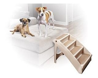 Escaleras Para Mascota, Color Madera.envio Gratis