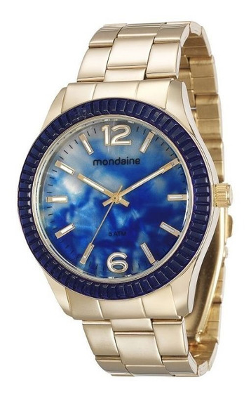 Relógio Mondaine Pulso Metal Feminino Adulto 76596lpmvde2
