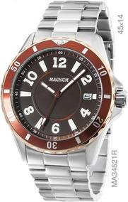 Relógio Magnum Masculino Analógico Ma34521r Magnum
