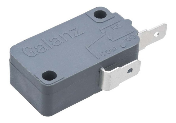3 Unids Chave Switch Galanz 15 Amperes 125v Pf 0.75-0.8 Or