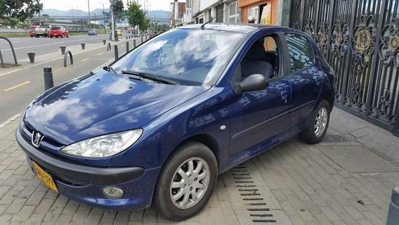 Peugeot 206 2003 1.4 Equipado