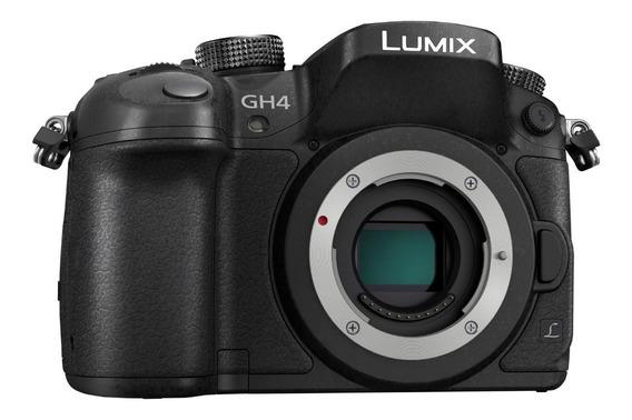 Panasonic Lumix Gh4 + Lente Canon 28 Mm