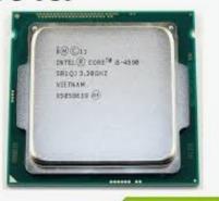 Imagem 1 de 2 de Processador Core I5 4790testado E Funcionando