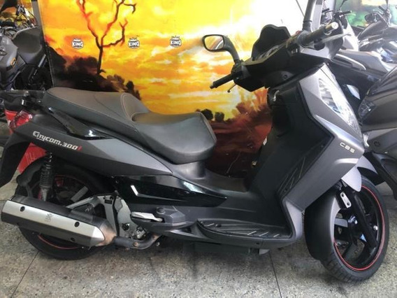 Dafra Citycom 300 I - 2012 - King Motos