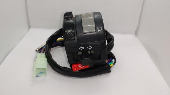 Punho Chave Interruptor De Luz Yamaha Xtz 250 Lander 2009/10