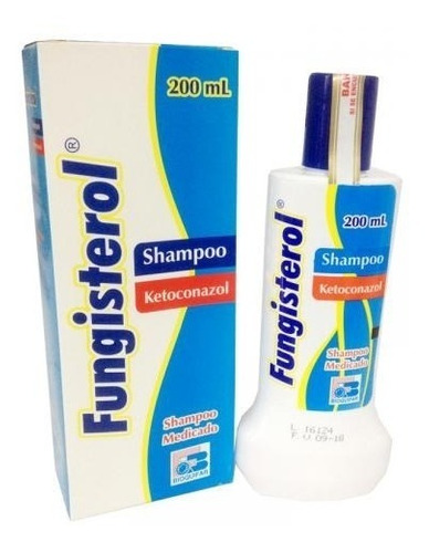 Shampoo Anti-caspa Con Ketoconazol - mL a $142