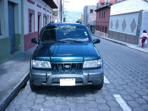 Kia Sportage Wagon 4x4