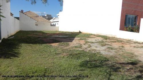 Terreno Para Venda Em Sorocaba, Condomínio Ibiti Royal - 49_1-430053