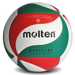 Balon Molten V5m 4500 Tricolor De Voleibol