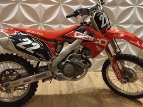 Moto De Motocross Crf 250