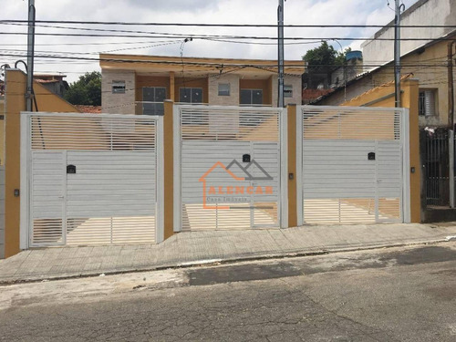Sobrado À Venda, 110 M² Por R$ 450.000,00 - Artur Alvim - São Paulo/sp - So0036