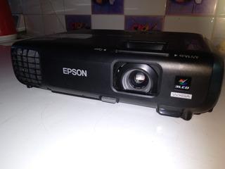 Proyector Epson Powerlite W+15 Nativa 1200x800