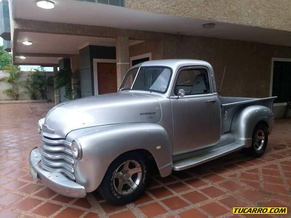 Chevrolet Pick-up Apache