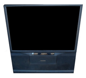 Tv Projection Receiver Sd-p5193 -k Pioneer Consulte As Peças