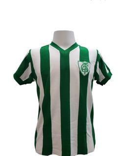 Camisa Retrô América Mg 1980