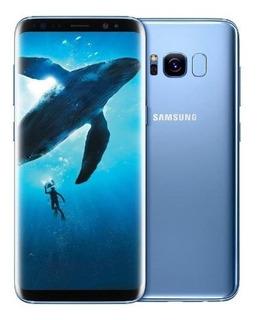 Celular Samsung Galaxy S8 64gb Coral Blue