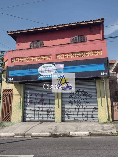 Imagem 1 de 1 de Casa À Venda Por R$ 583.000,00 - Vila Noêmia - Mauá/sp - Ca0282