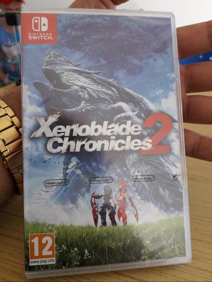 Jogo De Nintendo Xenoblade Chronicles2