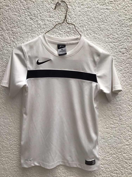 Playera Nike De Fútbol Para Niño