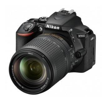 Nikon D5600 Kit 18-140 Nueva En Stock !!