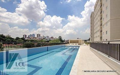 Apartamento Com 2 Dormitórios À Venda, 56 M² Por R$ 359.900 - Jardim Monte Kemel - São Paulo/sp - Ap0020
