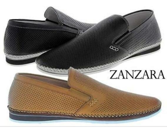 Zapato Calzado Mocasin Caballero Zamzara 42 45