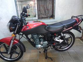 Zanella Rx125