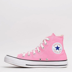 Tênis Converse All Star Rosa Cano Alto Ct00040006