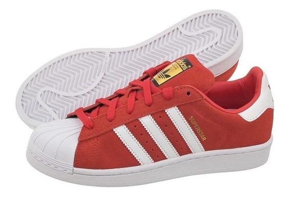 Tênis adidas Superstar Camurça Original. Em Oferta.