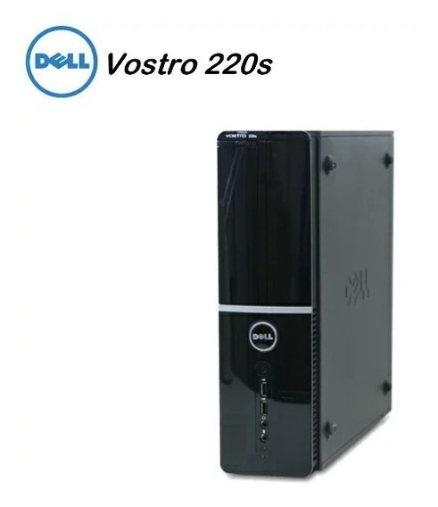 Cpu Dell Vostro 220 Core 2 Duo E7500 2,93ghz Mem 4gb Ssd120