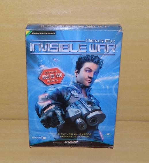 Deus Ex - Invisible War - Pc