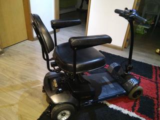 Silla De Ruedas Eléctrica Go Go El De Discapacidad Excelente