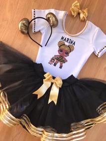 Fantasia Lol Surprise Queen Bee Com Tiara