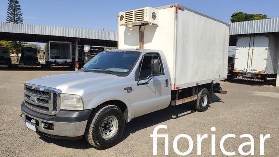Ford F-350 2011/11 Báu Termico Ar Condicionado Super Conserv