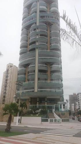 Cobertura Para Venda Em Praia Grande, Guilhermina, 4 Dormitórios, 4 Suítes, 6 Banheiros, 4 Vagas - 1343_2-1010311
