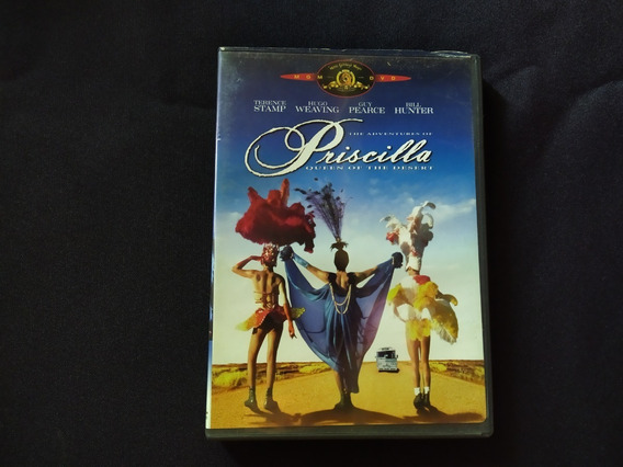 Adventures Of Priscilla Queen Of The Desert (dvd Original)