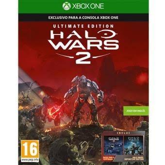 Halo Wars 2 Ultimate Online Xbox\pc Joga Online + Brinde