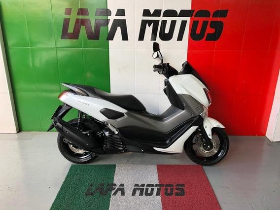 Yamaha N-max160 Abs, 2018 Financiamos E Parcelamos No Cartão