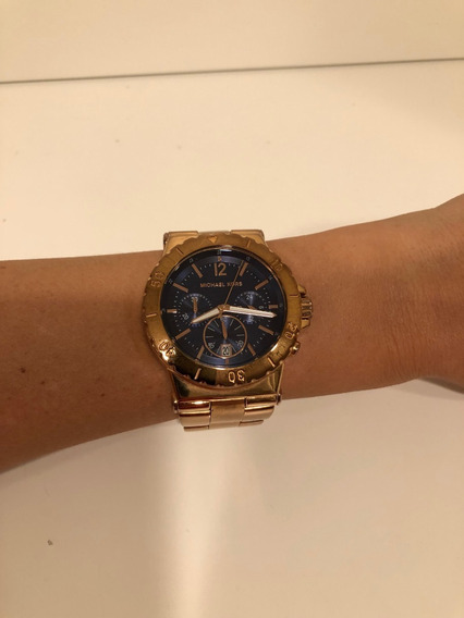 Relógio Michael Kors Feminino Rose - Usado